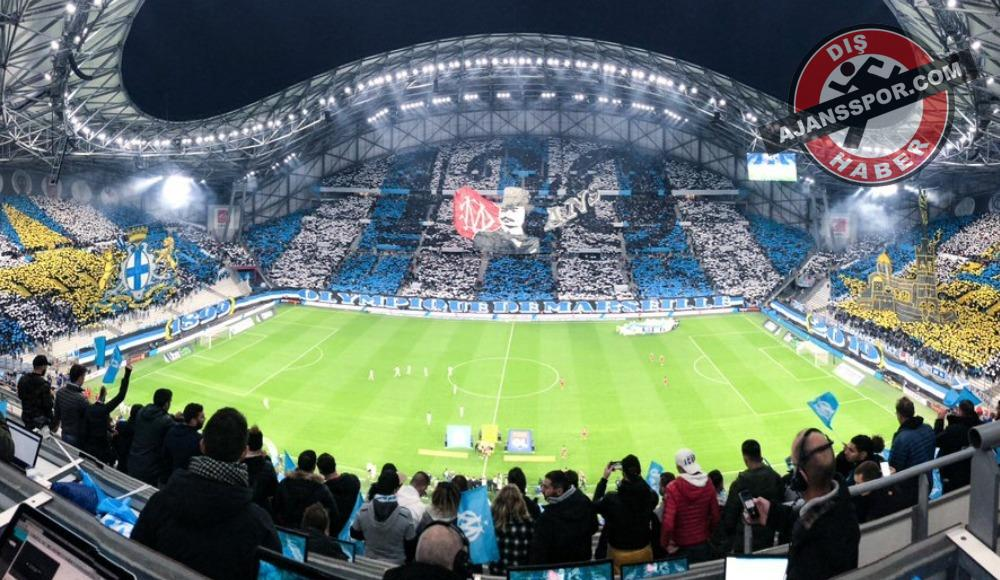 Marsilya-Lyon maçında rekor!