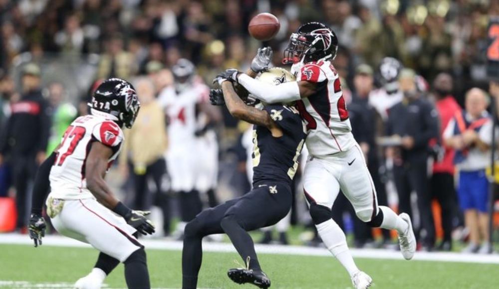 New Orleans'ta Atlanta Falcons Sürprizi