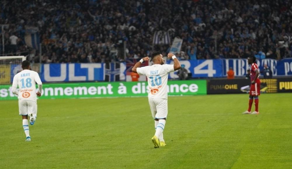 Marsilya, Dimitri Payet ile Lyon'u devirdi! 2-1