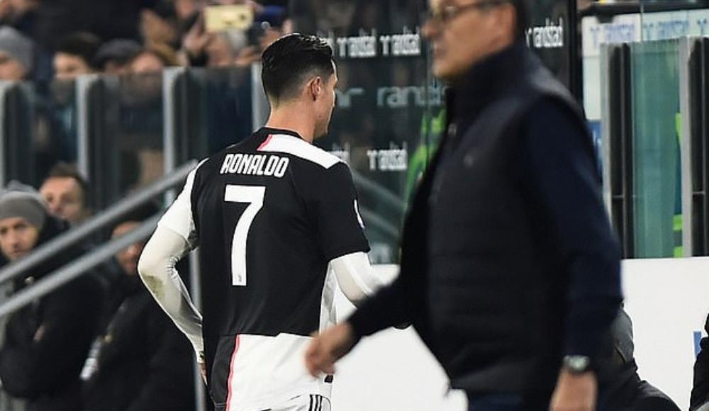 Ronaldo'yu bekleyen büyük tehlike!