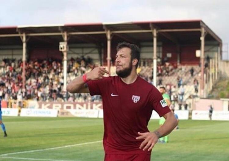 Batuhan Karadeniz 3 gol attı