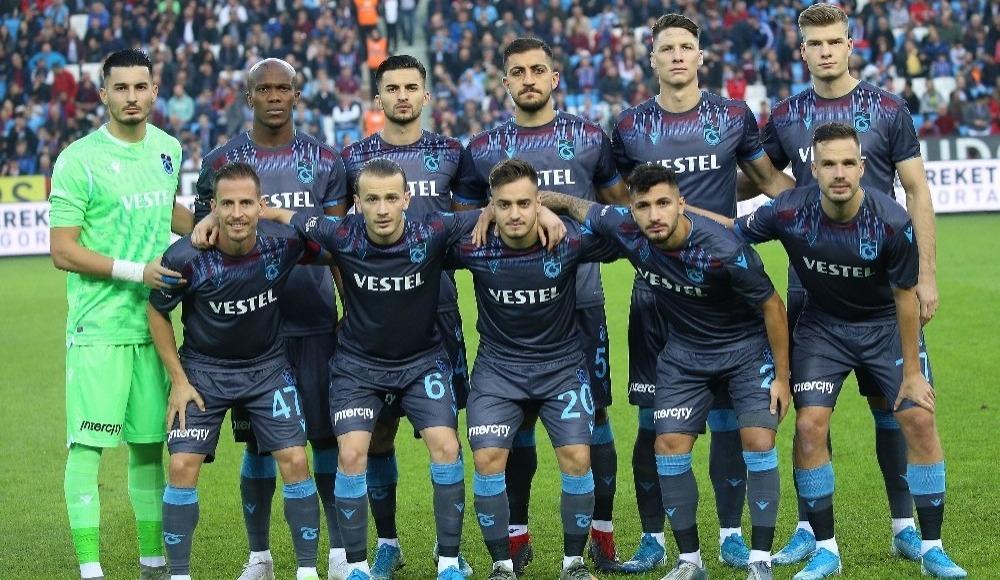 Yıldızlar kenarda, Trabzonspor prestij için sahada