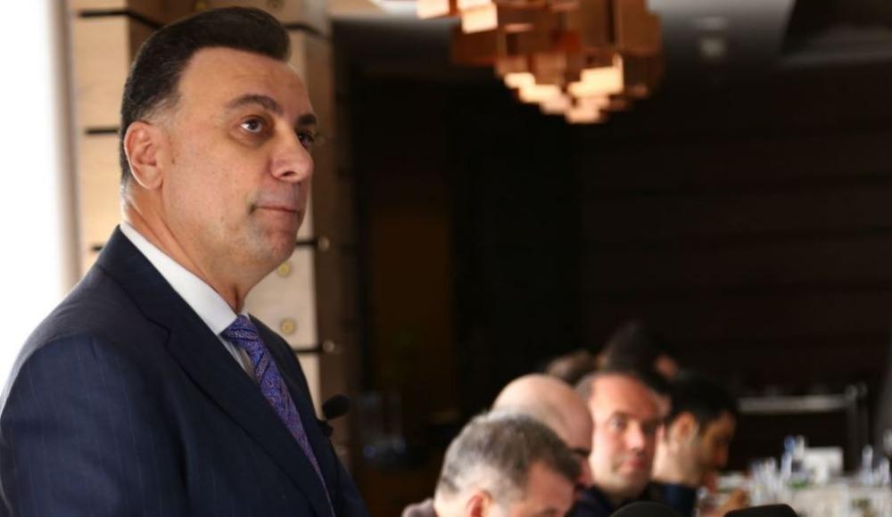 Başkanlığa aday olacak mı? Ahmet Özdoğan açıkladı!
