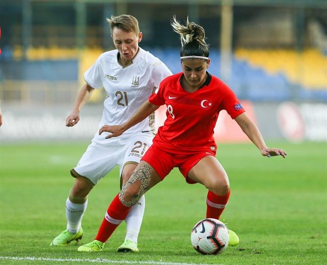 Türkiye, Ukrayna'ya 4-0 mağlup oldu
