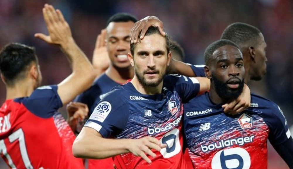 Yusuf Yazıcı, Fransa Ligi'nde zirveyi zorluyor!
