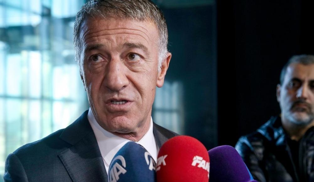 Ahmet Ağaoğlu'dan flaş Ünal Karaman açıklaması