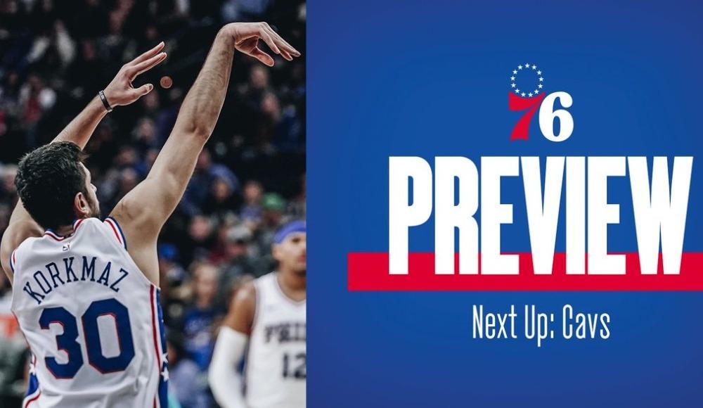 Philadelphia - Cleveland Cavaliers (Canlı Skor)