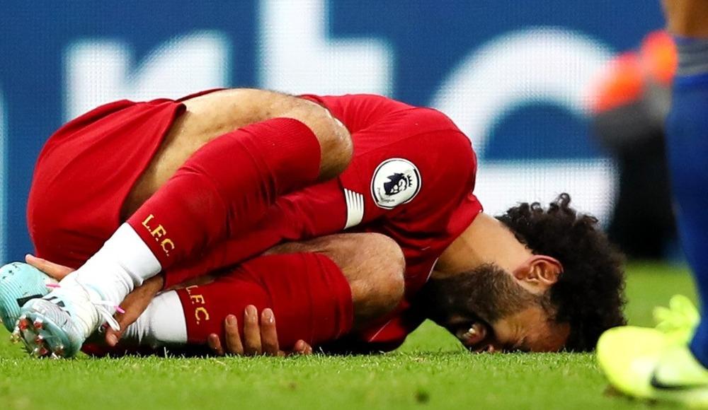 Mohamed Salah kadrodan çıkarıldı