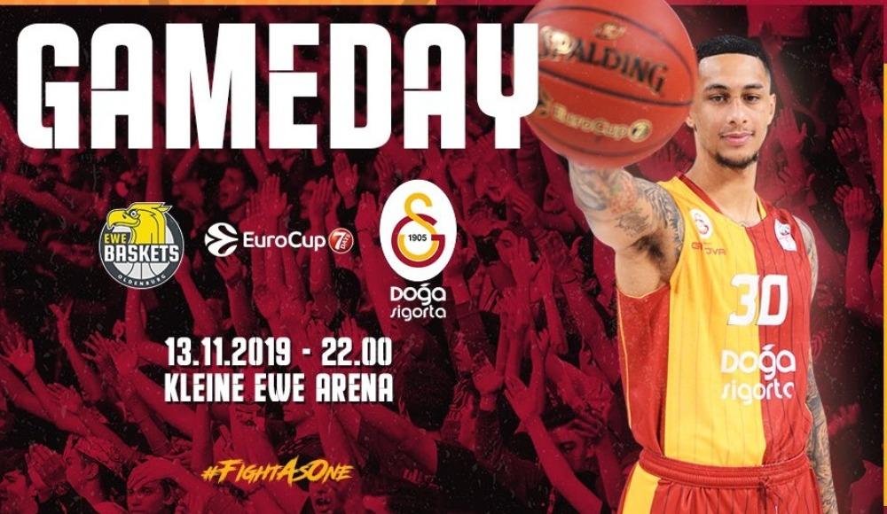 Ewe Baskets - Galatasaray Doğa Sigorta (Canlı Skor)