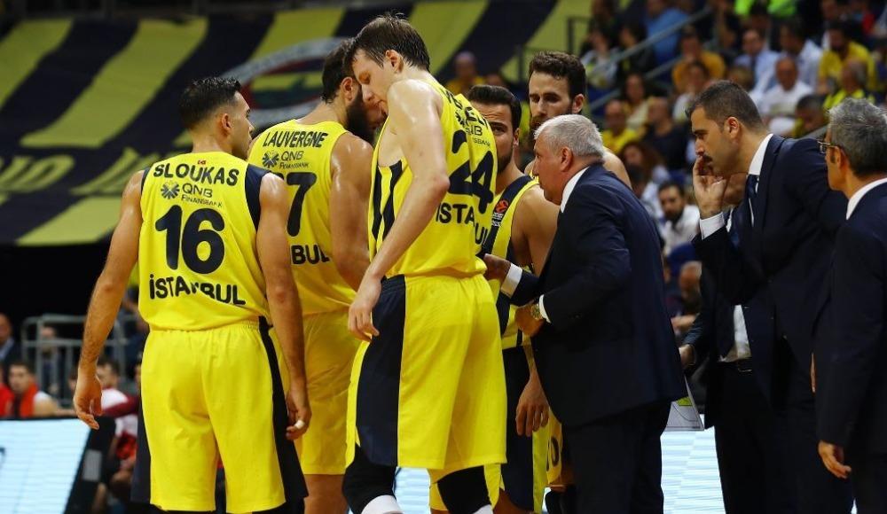 Fenerbahçe Beko - Barcelona (Canlı Skor)