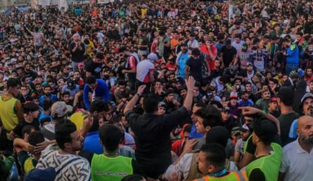 Irak Milli Takımı'nın İran galibiyeti Iraklıları sokağa döktü