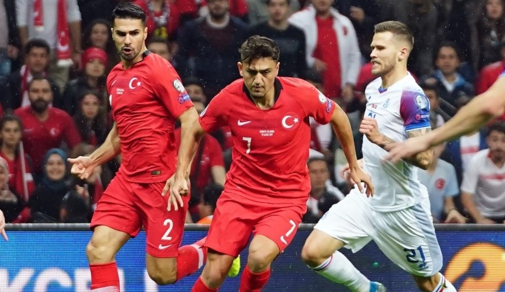 """Oktay Derelioğlu: """"İzlanda maçında kurnazca oynadık"""""""
