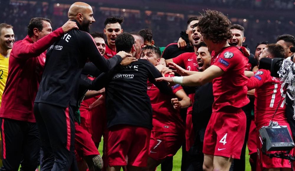 A Milli Takımımız, EURO 2020'de!