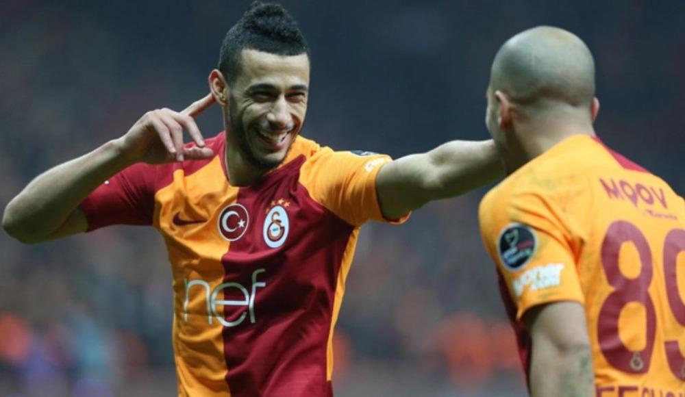 Galatasaray'dan Belhanda'nın menajerine talimat!
