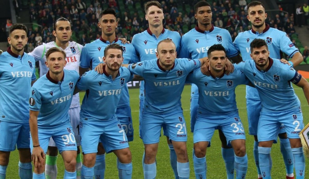 Trabzonspor'un gençleri forma bekliyor