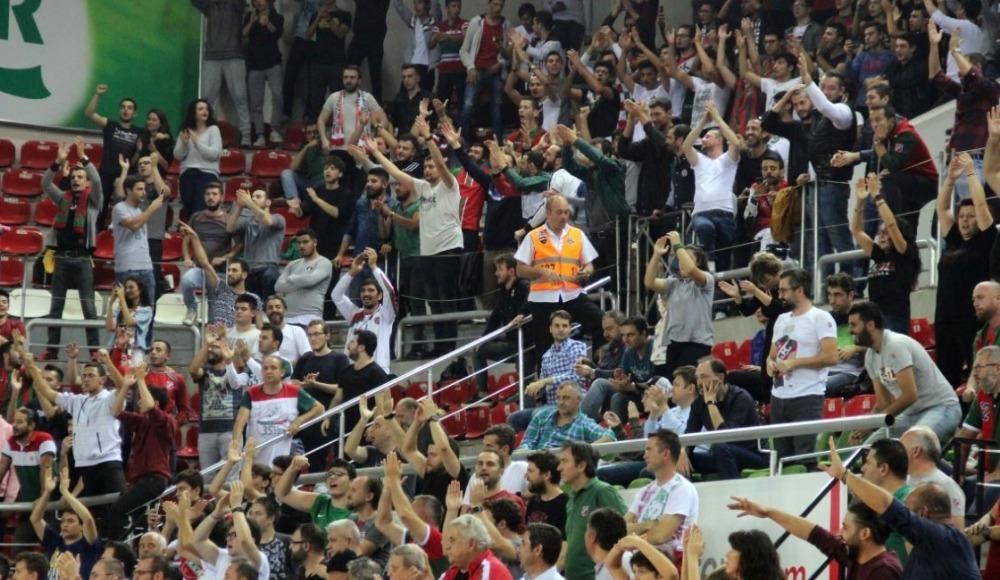 Pınar Karşıyaka'dan alkış alan hareket!