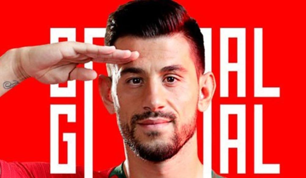 Portekiz Milli Takımı'ndan asker selamlı paylaşım