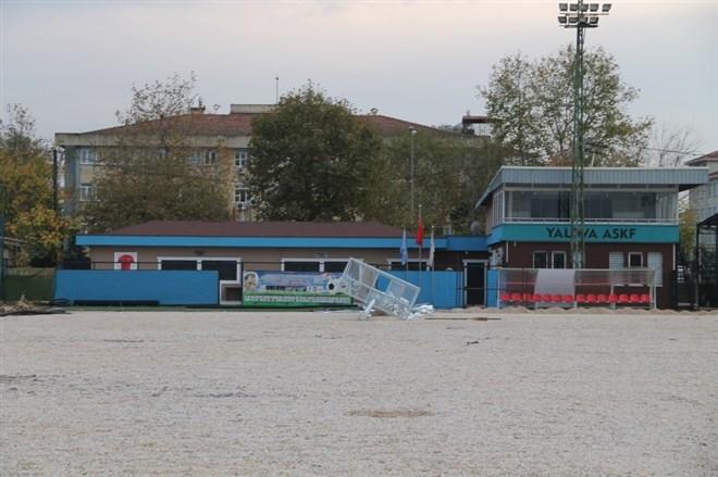 Yalova'da spor tesislerine 6 milyon 35 bin TL'lik yatırım