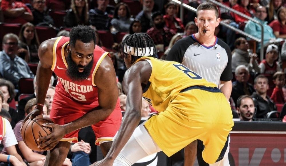 Harden 44 sayı attı; Houston Rockets kazandı