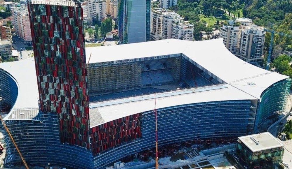 Arnavutluk yeni stadında Fransa'dan puan alabilecek mi?