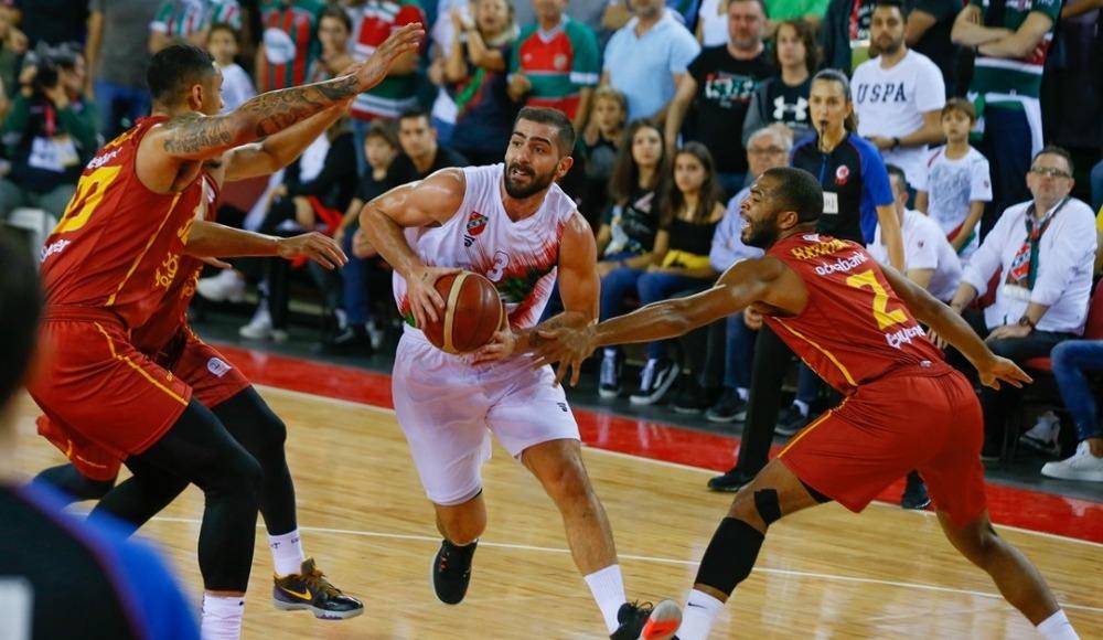 Pınar Karşıyaka, Galatasaray Doğa Sigorta'yı farklı mağlup etti