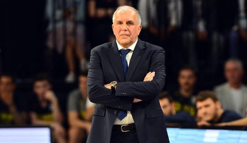 """Fenerbahçe'den Obradovic açıklaması: """"İstifa haberleri gerçeği yansıtmıyor"""""""
