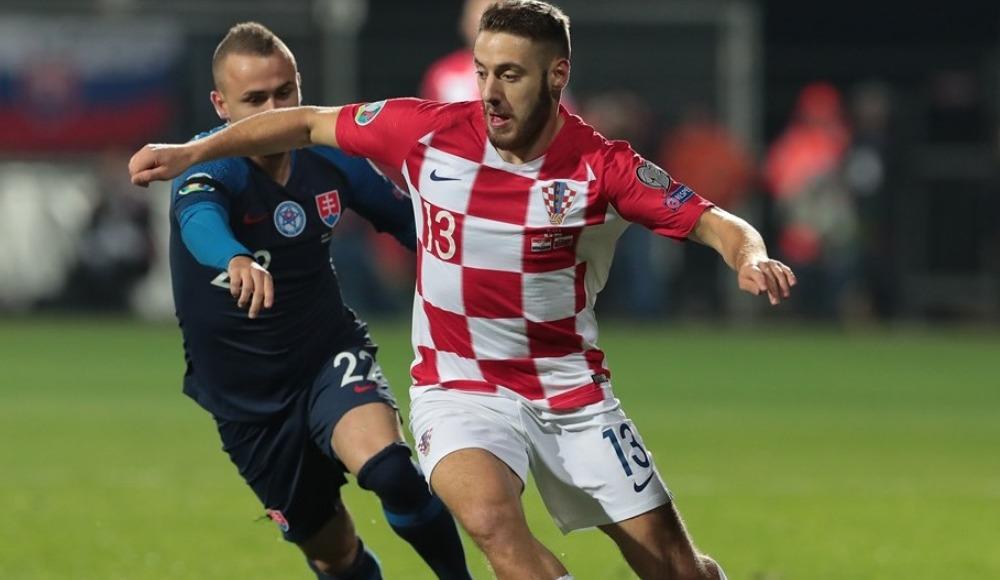 Hırvatistan, Euro 2020'ye gitmeyi garantiledi!