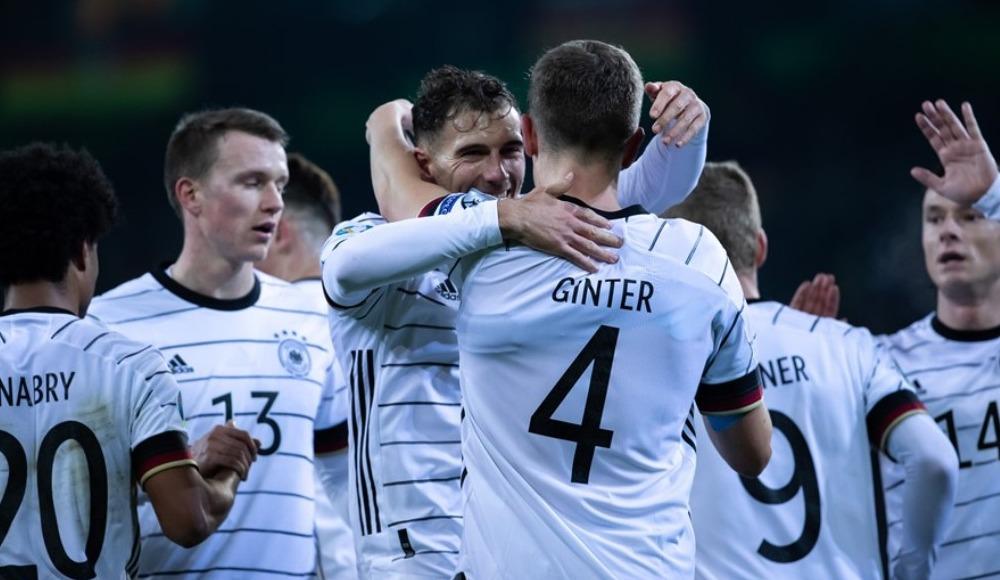 Almanya, Euro 2020'ye gitmeye hak kazandı!