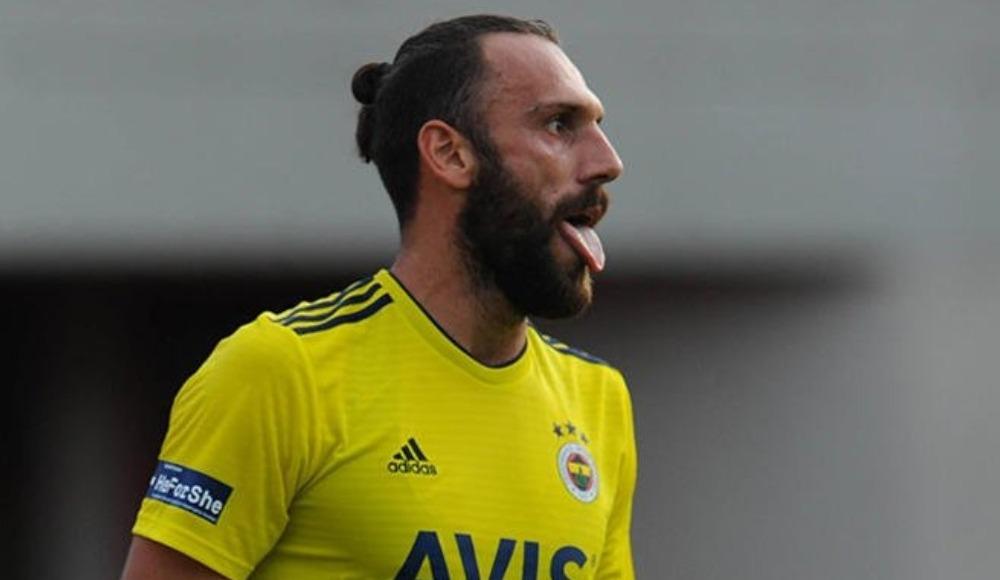 Fenerbahçe'de Vedat Muriç bekleyişi