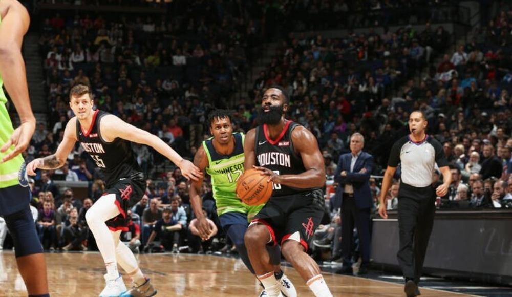 Houston Rockets üst üste 7. galibiyetini aldı!
