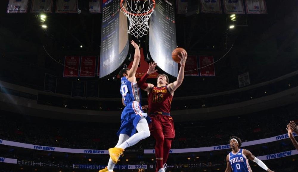 Cleveland Cavaliers - Philadelphia 76ers (Canlı Skor)