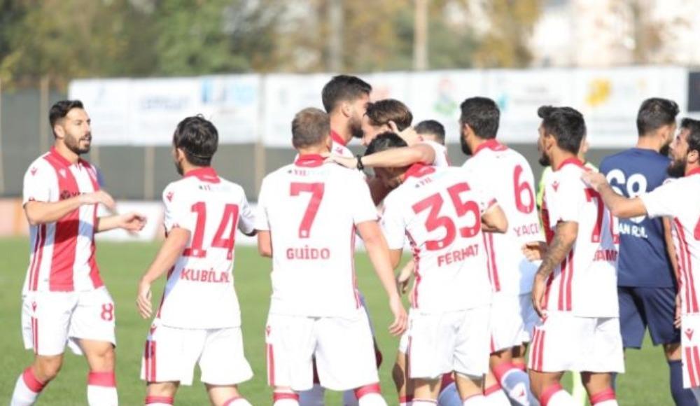 Yılport Samsunspor'da 4 futbolcu ile yollar ayrıldı