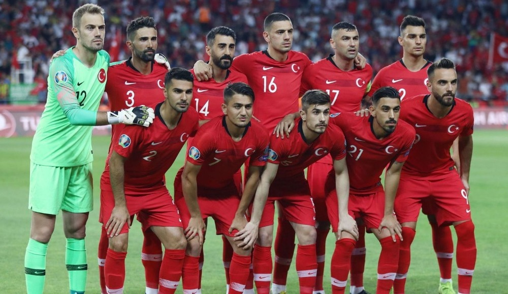 İşte Andorra - Türkiye maçının 11'leri...