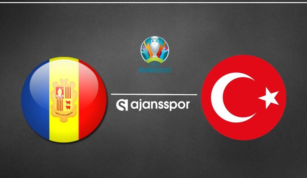 Andorra - Türkiye canlı izle!