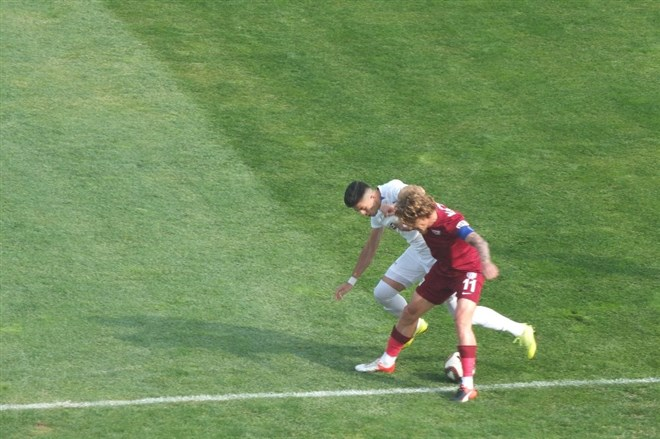Bandırmaspor, Ergene Velimeşespor'u 2-1 mağlup etti