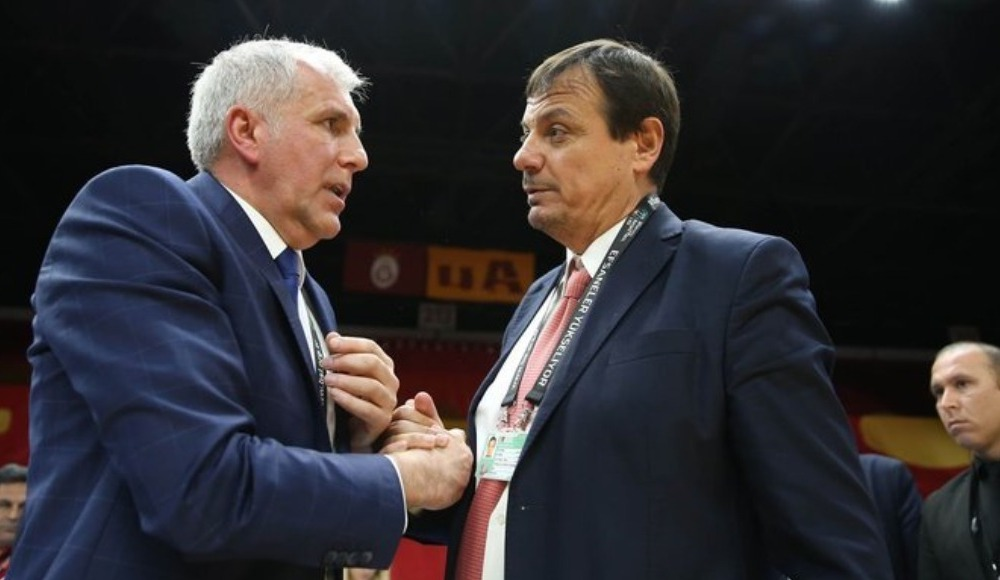 """Ergin Ataman'dan Obradovic açıklaması: """"Obradovic bir baba gibidir"""""""