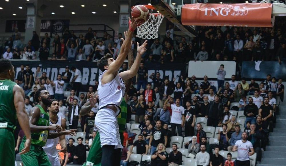 Beşiktaş Sompo Japan, Bursaspor'u farklı mağlup etti! 80-59