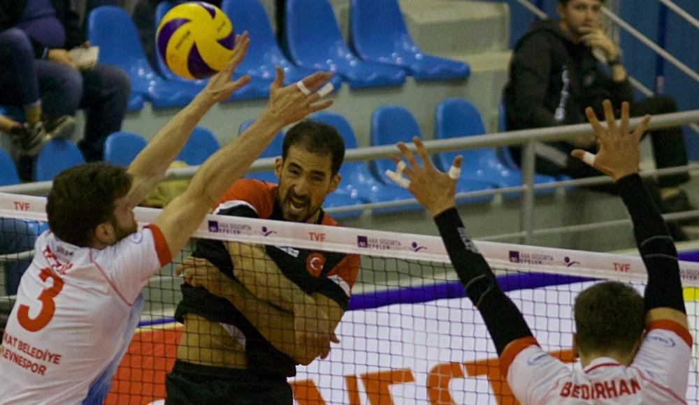 Tokat Belediye Plevne, Spor Toto'yu 3-1 mağlup etti