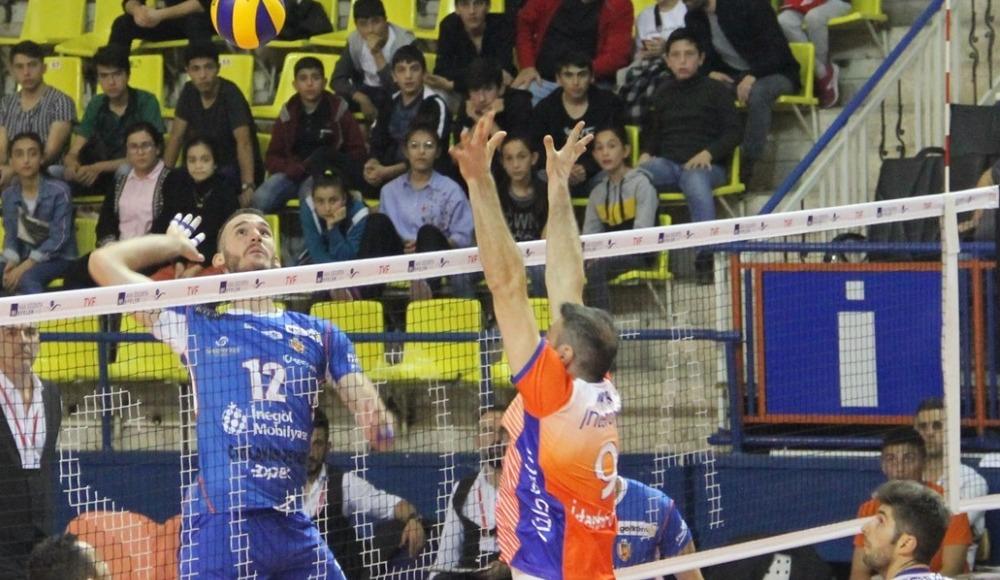 İnegöl Belediyespor, İstanbul Büyükşehir Belediyespor'u 3-2 yendi