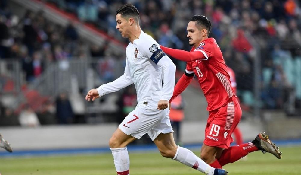 """Ronaldo: """"Oyundan çıkmaktan nefret ediyorum"""""""