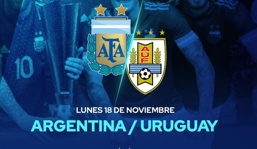 Arjantin - Uruguay (Canlı Skor)