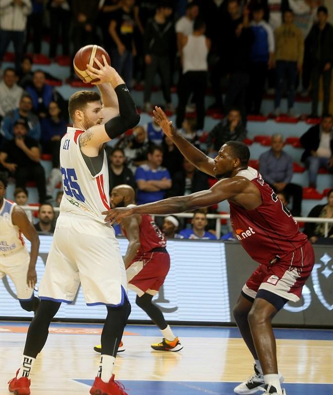 Büyükçekmece Basketbol, Sigortam.net İTÜ Basket'i farklı yendi