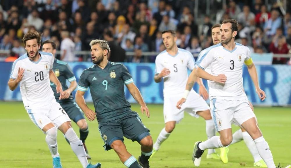 Dev maçta kazanan yok! Uruguay 2-2 Arjantin
