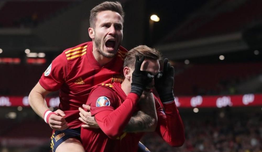 İspanya, Romanya'yı farklı geçti! 5-0