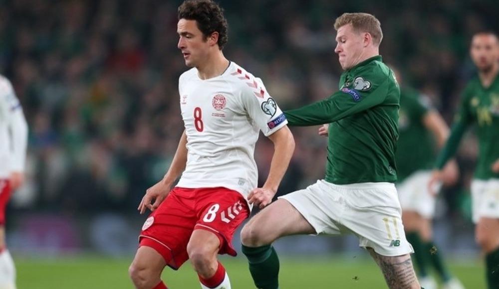 İrlanda Cumhuriyeti ile Danimarka berabere kaldı!