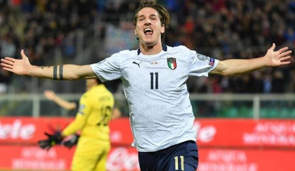 İtalya gol oldu yağdı: 9-1