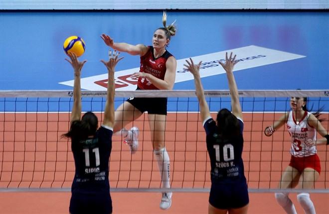 Türk Hava Yolları, MCM-Diamant'ı 3-1 yendi