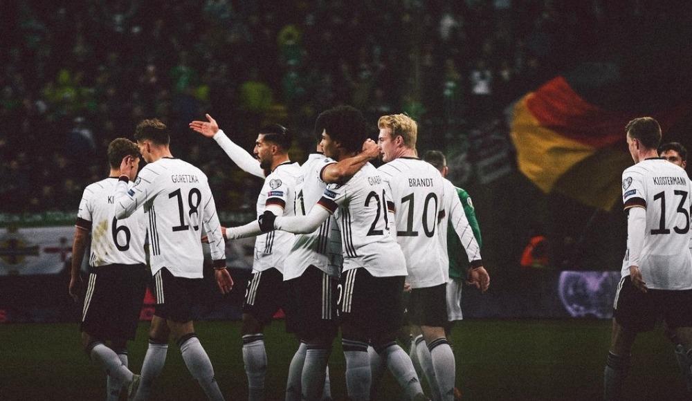 Serge Gnabry hat-trick yaptı, Almanya farkı kazandı! 6-1