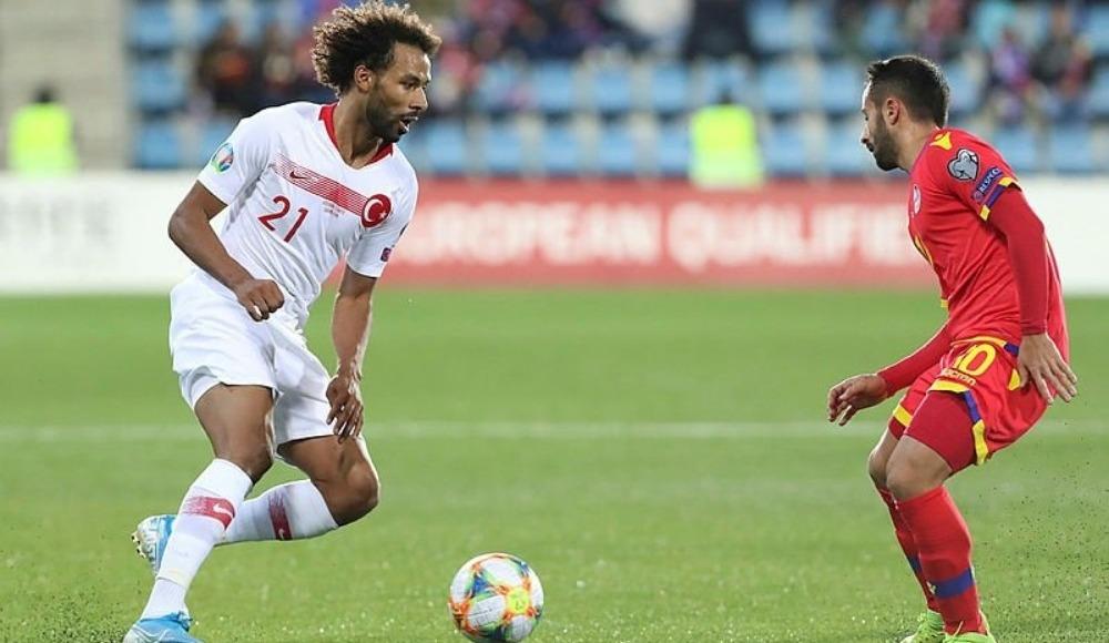 Galatasaray'da Mariano'nun yerine Nazım Sangare