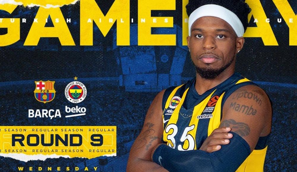 Barcelona Lassa - Fenerbahçe Beko (Canlı Skor)